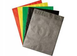 Colored Tyvek envelopes stand out to get your clients attention