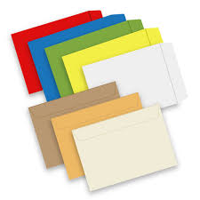 Envelopes from Easy Envelopes - where buying envelopes is always Easy
